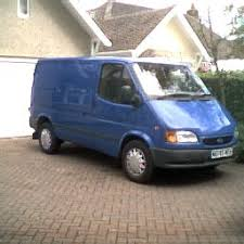 One Of Go LPGs Ford Transit 20 Litre DOHC Petrol Vans Converted To Run On LPG