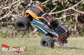 100 Truck Maxx THE Traxxas 110 Monster Review Big Squid RC