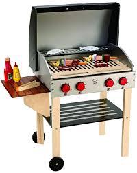 Hape Kitchen Set Nz by Hape Gourmet Bbq Grill And Shish Kabob Wooden Kitchen
