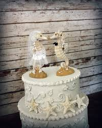 Hawaiian Themed Wedding Cake Toppers 15