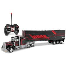 World Tech Toys Mega Rig Electric RC Semi Trailer Truck 1:48 – NY ... 11 Of The Best Toy Semi Trucks For Revved Up Kids In 2017 Rc Velocity Toys Ertl 15978 John Deere Truck With Grain Hauler Trailer Ebay Paw Patrol Patroller Walmartcom Stop Pictures Long Haul Trucker Newray Ca Inc Monster Treads Tractor And 2pack At Toystop Tamiya 114 Ford Aeromax 6x4 Kit Tam56309 Cars Bestchoiceproducts Rakuten Choice Products Transport City Peterbilt Farm For Fun A Dealer