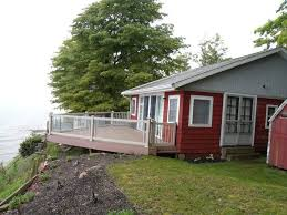 Erie Vacation Rental VRBO 2 BR Great Lakes Cabin in PA