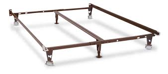 white embrace king bed frame by knickerbocker hom furniture