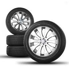 100 20 Inch Rims For Trucks Mercedes Benz Inch Rims GLS W166 SUV Alloy Wheels Summer Tires