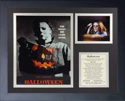 Halloween Jamie Lee Curtis Age by 11x14 Framed 1978 Halloween Cast 8x10 Photo John Carpenter Jamie