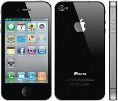 Apple iPhone 4 8GB Smartphone for Verizon Black Good Condition