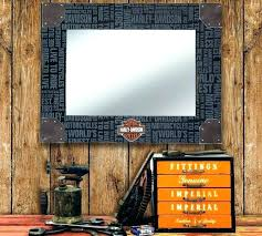 Harley Davidson Home Decor Catalog Canvas Wall Decal