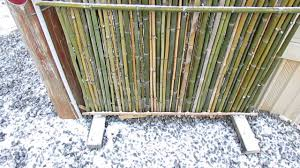 100 Bamboo Walls Ideas Fence Screen Is Easy To Build