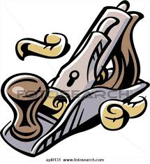 Woodworking Hand Tools Clip Art