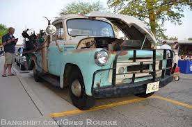 BangShift.com Mini-Feature: A 1957 International Welding Truck ...