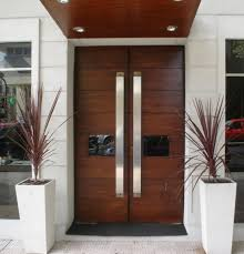 wood doors miami gl home office interior modern front and