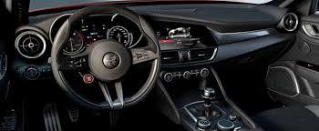 Alfa Romeo Giulia QV Interior Leaked line It s Just as