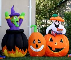 Halloween Yard Inflatables 2014 by 100 Halloween Tree Decorations Homemade Fancy Scary Diy
