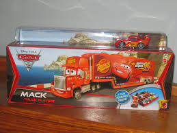 Dan The Pixar Fan: Cars 2: Mack Truck Playset Cars 2 Mack And Wally Hauler Exclusive Semi Trucks Disney Pixar Truck Paulmartstore Buy Disneypixar Large Scale Online At Low Toys In India 2013 Deluxe Mattel Diecast 3 Mack Truck With Trailer Jada 124 Walmart Exclusve Ebay World Of Prsentation Du Personnage Mac Rusteze Lightning Mcqueen Carry Case Big 24 Diecasts Tomica Semi Cab Bachelor Pad Playset Transporter Diecast Vehicle 155