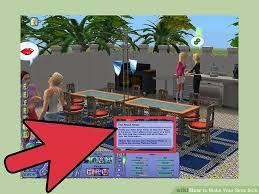 Sims Freeplay Baby Toilet Meter Low by 4 Ways To Make Your Sims Sick Wikihow