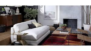cb2 piazza velvet storm sofa infosofa co