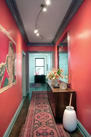 Coral Color Interior Design by Decorating With Coral Ideas U0026 Inspiration Grey Ceiling Coral