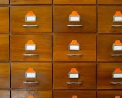 Shaw Walker File Cabinet History by Antique File Cabinets