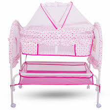 Comfort Cradle Cot - New Born Baby Swing Cradle With Mosquito Net & Storage  Space - Pink Safety 1st Adaptable 3position Lweight High Chair Adaptable Reverie 4999 Recline Grow 5stage Feeding Seat Baby With Tray Strong And Durable Plastic For Kidsplastic School Study Chairfeeding Kidsportable Kids 17 Overstock Gear 1stdisney Galaxy Portable Green Soft Dreams Travel Cot Babyhood Pink Safety Portable High Chair Alvffeecom Chairs Preciouslittleone Booster Seats At Kmart Hotels In Copley Square Boston