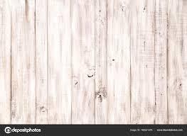 Vintage White Wood Texture Background Stock Photo