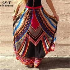 compare prices on skirts long summer online shopping buy low