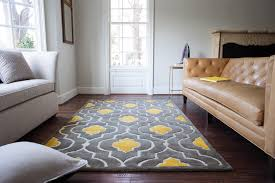Yellow Gray Bathroom Rugs by Yellow Gray Rug Defaultname Style Haven Distressed Ikat Yellow