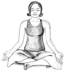 Easy Pose Sukhasana Yoga