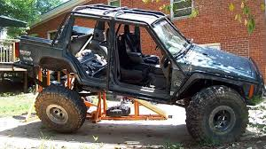1998 Jeep Cherokee Off-Road 4x4 Truck Build Project - YouTube 10 Interesting Facts From The History Of Jeep Cherokee All 2016 Vehicles For Sale 2019 Wrangler Pickup News Photos Price Release Date What Versus Gilton Garbage Truck In Morning Accident On So I Want To Truck My Xj Forum Is A Trucklike Crossover With Benefits Offroad Axle Assembly Front 4x4 1993 Jeep Grand United For 100 Is This Custom 1994 A Good Sport Used Leo Johns Car Sales Jeep Cherokee Tracks Ultimate Ice Pinterest Hdware Egr Winglets