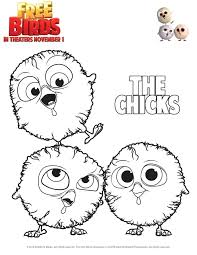 Come Check Out More Free Birds Coloring And Activity Page Printables Enter To Win The Movie On Blu Ray DVD Combo Pack