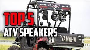 100 Best Truck Speakers ATV 2019 Top 5 ATV Buying Guide DotMart