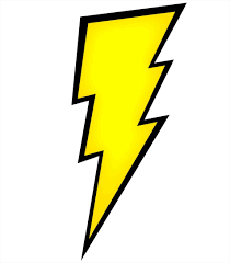 Electricity Zeus Lighting Bolt Clipart Lightning Pencil And In Color Enamel Pin Thunder Strike