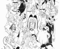 Villains Coloring Pages 64