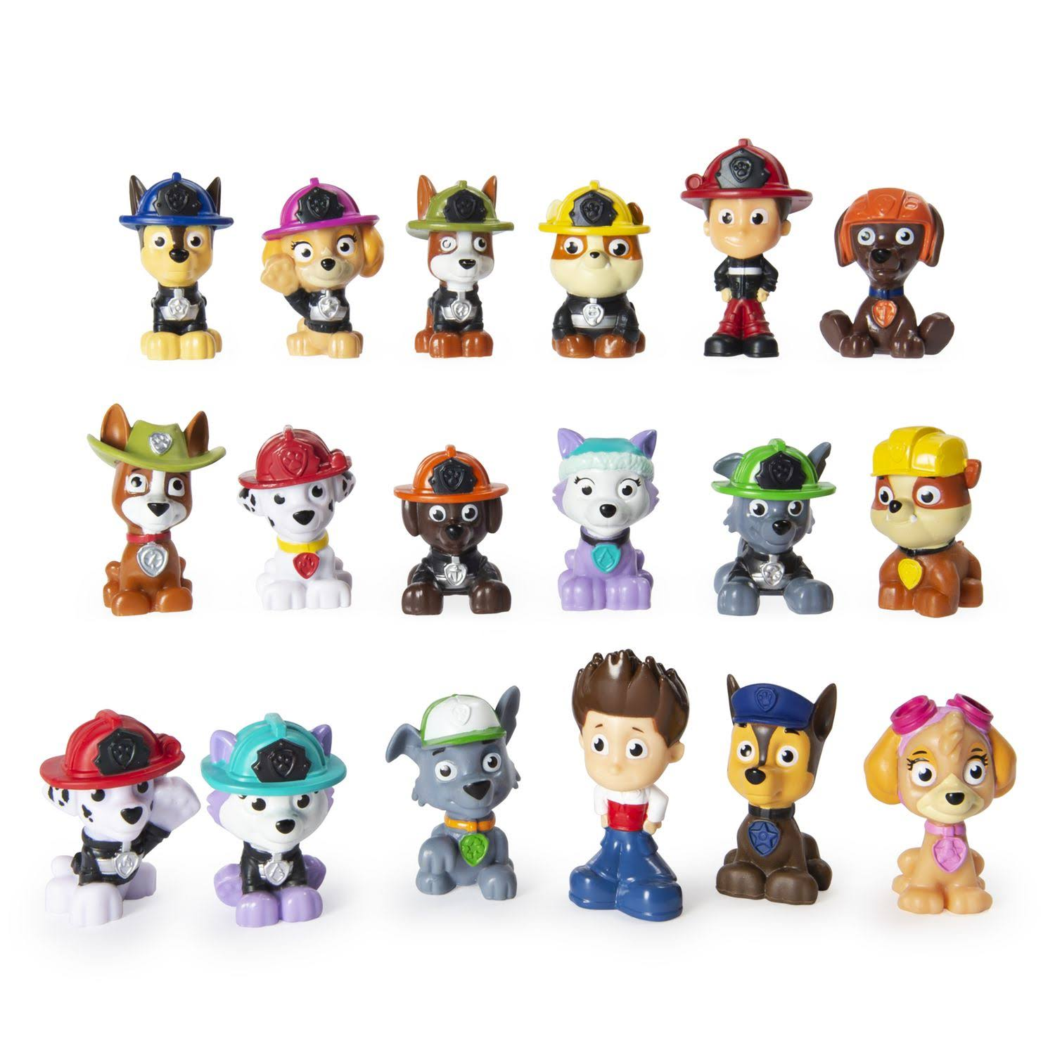 Paw Patrol Ultimate Rescue Series 2 Paw Mini Figures