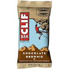 Clif Bar Energy Bars Chocolate Brownie 12 Pack