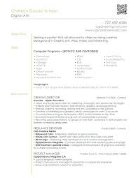 Sample Graphic Design Student Resume Awesome Using Template Line Of