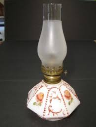Ebay Antique Kerosene Lamps by Vintage Antique Nickel Plated Rayo Kerosene Lamp With Glass