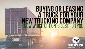 100 Truck Leasing Company Should I Buy Or Lease A For My New Ing