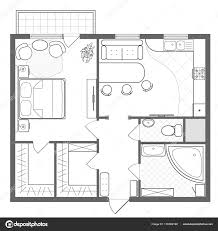 Architectural Plan Of A House. Professional Layout Of The Apartment ... Planning Your Bathroom Layout Victoriaplumcom Latest Restroom Ideas Small Bathroom Designs Best Floor Plans Paint Kitchen Design Software Chief Architect Layout App Online Room Planner Tool Interior Free Lovable Layouts Floor Plans With Tub And Shower Sistem As Corpecol Oakwood Custom Homes Group See A Plan You Like Buy By 56 Shower Sink Bo Golbiprint Design Beautiful Master Walk In Reflexcal The Final For The Mountain Fixer Bath How We Got 8 X 12 Vw32 Roccommunity