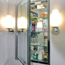 Kohler Verdera Recessed Medicine Cabinet by Modern Medicine Cabinet Cool Oak Medicine Cabinet With Mirror And