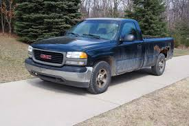 Old Trucks Never Die: Dad's Overworked Sierra Lives On » AutoGuide ...