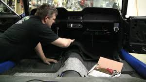 Episode 61 Classic And Muscle Car Carpet Install Tips And Tricks ... 1995 To 2004 Toyota Standard Cab Pickup Truck Carpet Custom Molded Street Trucks Oct 2017 4 Roadster Shop Opr Mustang Replacement Floor Dark Charcoal 501 9404 All Utocarpets Before And After Car Interior For 1953 1956 Ford Your Choice Of Color Newark Auto Sewntocontour Kit Escape Admirably Pre Owned 2018 Ford Stock Interiors Black Installed On Cameron Acc Install In A 2001 Tahoe Youtube Molded Dash Cover That Fits Perfectly Cars Dashboard By