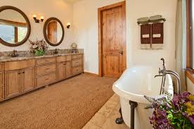 Orange Camo Bathroom Decor by 18 Ways Colorful Grout Spices Up Boring White Tile