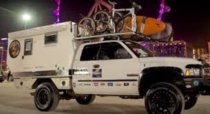 100 Pickup Truck Camper Heres A Custom That You Could Pretty Much Live