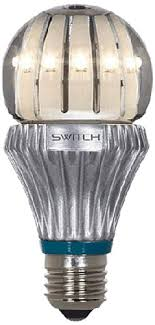 switch lighting a23181ca2 r classic a19 led light bulb with 75