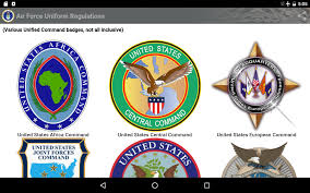 Us Air Force Awards And Decorations Afi by Air Force Uniform Regulations Android Apps On Google Play