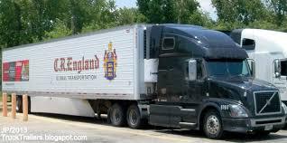 100 Cr England Truck TRUCK TRAILER Transport Express Freight Logistic Diesel Mack