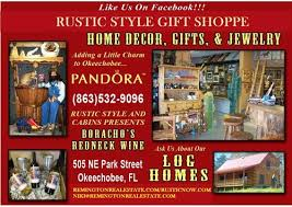 Rustic Style Gift Shoppe