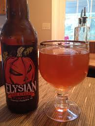 Elysian Night Owl Pumpkin Ale by My Northwest Experience Epic 2012 Pumpkin Beer Review