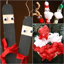 26 MORE EASY CHRISTMAS ORNAMENTS 3 Simple Christmas Crafts For Toddlers And Preschoolers
