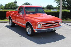 100 454 Truck 1967 Chevrolet C10 Classic Cars Of Sarasota